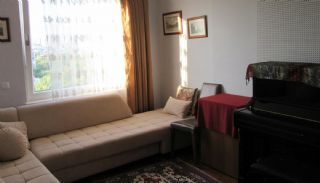 Herrliche 5+1 Maisonette Wohnung mit Meerblick in Antalya, Foto's Innenbereich-14