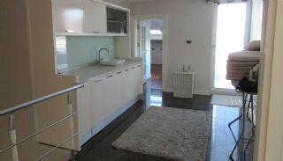 آپارتمان دوبلکس با شکوه 5+1 با منظره دریا در آنتالیا, تصاویر داخلی-17