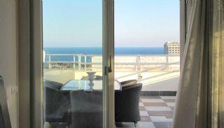 آپارتمان دوبلکس با شکوه 5+1 با منظره دریا در آنتالیا, تصاویر داخلی-21