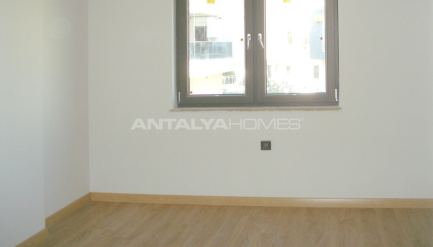 Spacious antalya apartments in the luxury complex for Interieur 010