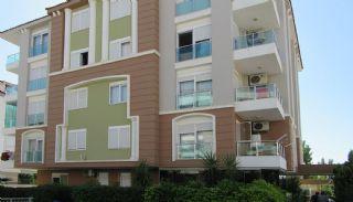 Klaar om te Verhuizen Appartement met Zwembad in Hurma, Antalya / Konyaalti - video