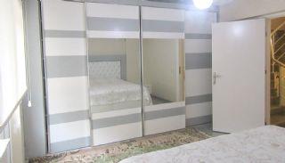 3+1 Ground Duplex with Combi in Altınkum Konyaaltı, Interior Photos-7