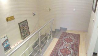 3+1 Ground Duplex with Combi in Altınkum Konyaaltı, Interior Photos-17