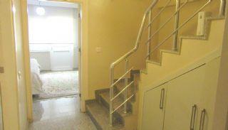 3+1 Ground Duplex with Combi in Altınkum Konyaaltı, Interior Photos-18