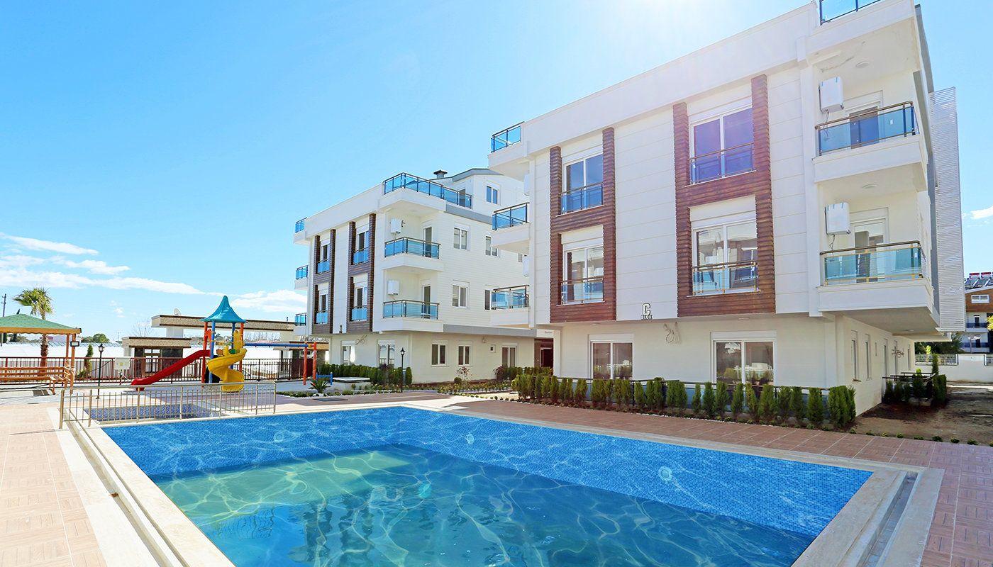 Immobilier antalya pr s de la mer et du centre ville - Appartement de ville hotelier vervoordt ...