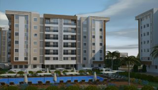 Deluxe Flats in the Promising Region of Kepez, Antalya / Kepez - video