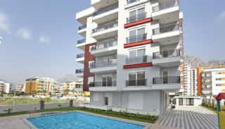 Ready to Move 2 Bedroom Apartments in Antalya Konyaalti, Antalya / Konyaalti