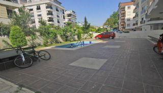 Hurma'da Tek Bloklu Sitede G-D-K Cepheli Satılık 2+1, Antalya / Konyaaltı - video