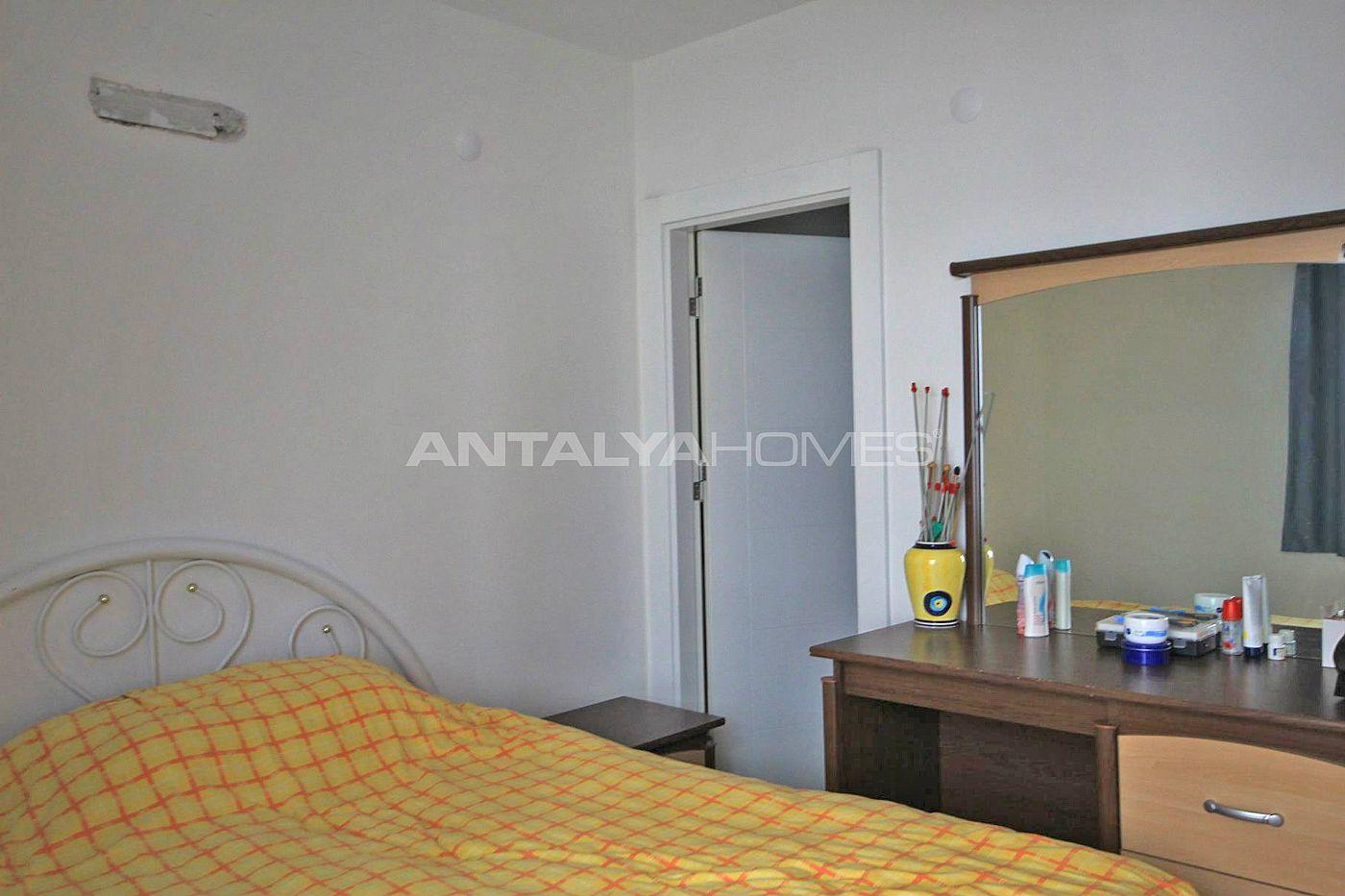 En Suite Bathrooms In Apartments: آپارتمان فروشی 2 خوابه در کنییالتی آنتالیا