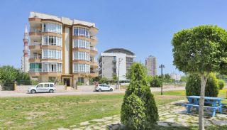 Çağlayan Mahallesinde Ayrı Mutfaklı Doğalgazlı 3+1 Daire, Antalya / Lara