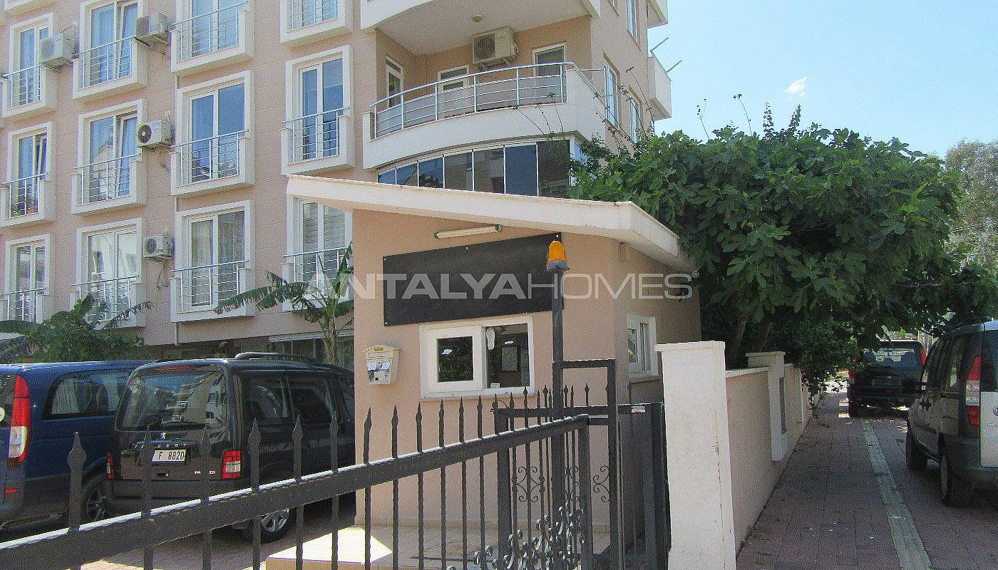 appartements revente konyaalti proche de la mer. Black Bedroom Furniture Sets. Home Design Ideas