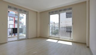 New Build Cheap Flats with Lift in Antalya Kepez, Interior Photos-1