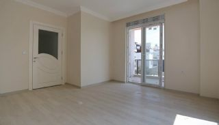 New Build Cheap Flats with Lift in Antalya Kepez, Interior Photos-2