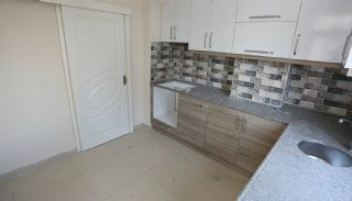New Build Cheap Flats with Lift in Antalya Kepez, Interior Photos-5