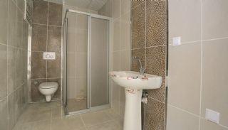 New Build Cheap Flats with Lift in Antalya Kepez, Interior Photos-12