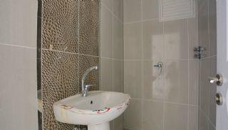 New Build Cheap Flats with Lift in Antalya Kepez, Interior Photos-13