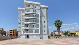 آپارتمان 2+1 و 3+1 آپارتمان قیمت پایین در کپز در آنتالیا, آنتالیا / کپز