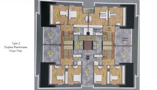 High-Quality Lara Flats in the Low-Rise Complex, Property Plans-8