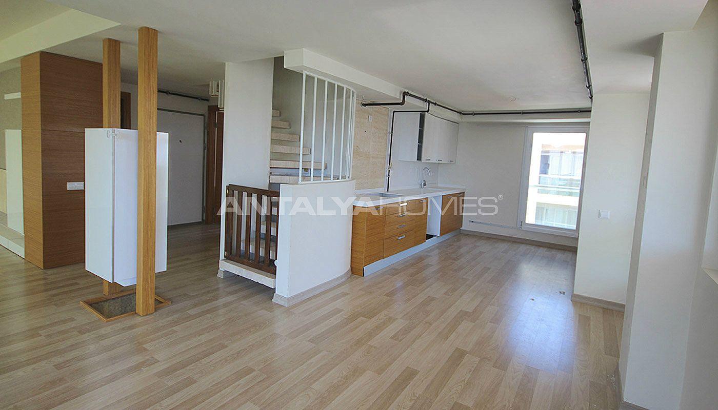 Appartement spacieux dans le quartier konyaalti uncali for Les appartement moderne