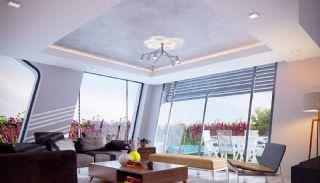Futuristic Villas with Private Pool in Antalya Turkey, Interior Photos-2