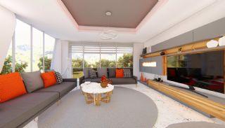 Futuristic Villas with Private Pool in Antalya Turkey, Interior Photos-3