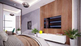 Futuristic Villas with Private Pool in Antalya Turkey, Interior Photos-6
