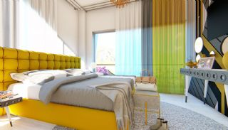 Futuristic Villas with Private Pool in Antalya Turkey, Interior Photos-8
