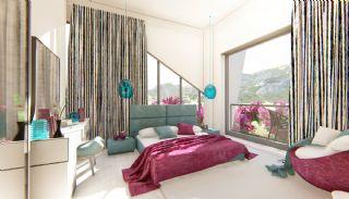 Futuristic Villas with Private Pool in Antalya Turkey, Interior Photos-10