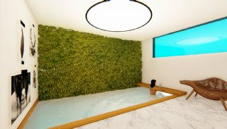Futuristic Villas with Private Pool in Antalya Turkey, Interior Photos-19