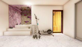 Futuristic Villas with Private Pool in Antalya Turkey, Interior Photos-20