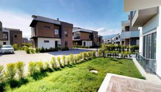 High-Tech Detached Villas in the Huge Complex of Antalya, Antalya / Dosemealti - video