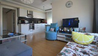 Möblierte Wohnung in der Nähe des Meeres in Konyaalti, Foto's Innenbereich-3