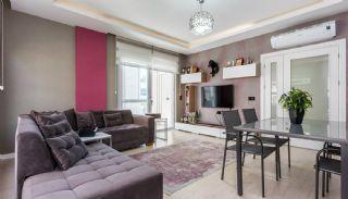 Moderne Wohnung mit separater Küche in Lara Antalya, Foto's Innenbereich-2