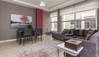 Moderne Wohnung mit separater Küche in Lara Antalya, Foto's Innenbereich-3