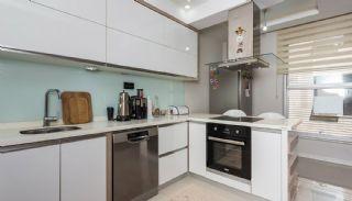 Moderne Wohnung mit separater Küche in Lara Antalya, Foto's Innenbereich-4