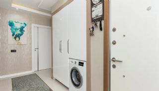 Moderne Wohnung mit separater Küche in Lara Antalya, Foto's Innenbereich-14