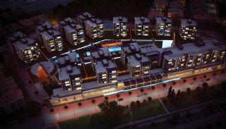 Moderna Lägenheter i ett Enormt Projekt i Antalya Turkiet, Antalya / Konyaalti - video
