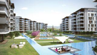 Moderna Lägenheter i ett Enormt Projekt i Antalya Turkiet, Antalya / Konyaalti