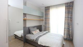 Opmerkelijke Zeezijde Appartementen in Antalya Turkije, Interieur Foto-11