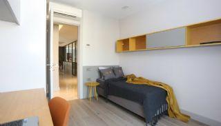 Opmerkelijke Zeezijde Appartementen in Antalya Turkije, Interieur Foto-14