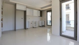Luxury Flats with Natural Gas Infrastructure in Antalya, Interior Photos-1