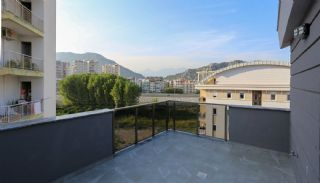 Quality Apartments with Natural Gas in Antalya Turkey, Interior Photos-22