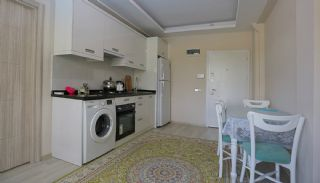 Stylish Apartment with  White Goods in Antalya Kundu, Interior Photos-3