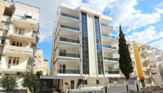 Neu Gebaute 3+1 Wohnungen im Zentrum von Antalya, Antalya / Zentrum
