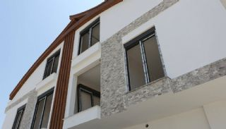 Semi-Detached Antalya Villas with Private Swimming Pool, Construction Photos-7