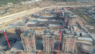Quality Apartments in the Mega Project of Antalya Kepez, Construction Photos-4