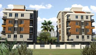 First-Class Apartments in the Modern Complex of Konyaalti, Antalya / Konyaalti - video