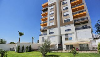 Ready Antalya Apartments in Kepez with Separate Kitchen, Antalya / Kepez - video