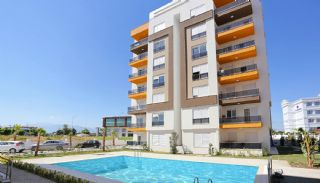 Ready Antalya Apartments in Kepez with Separate Kitchen, Antalya / Kepez