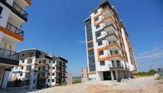 New Apartments with Uninterrupted View of Antalya, Construction Photos-1